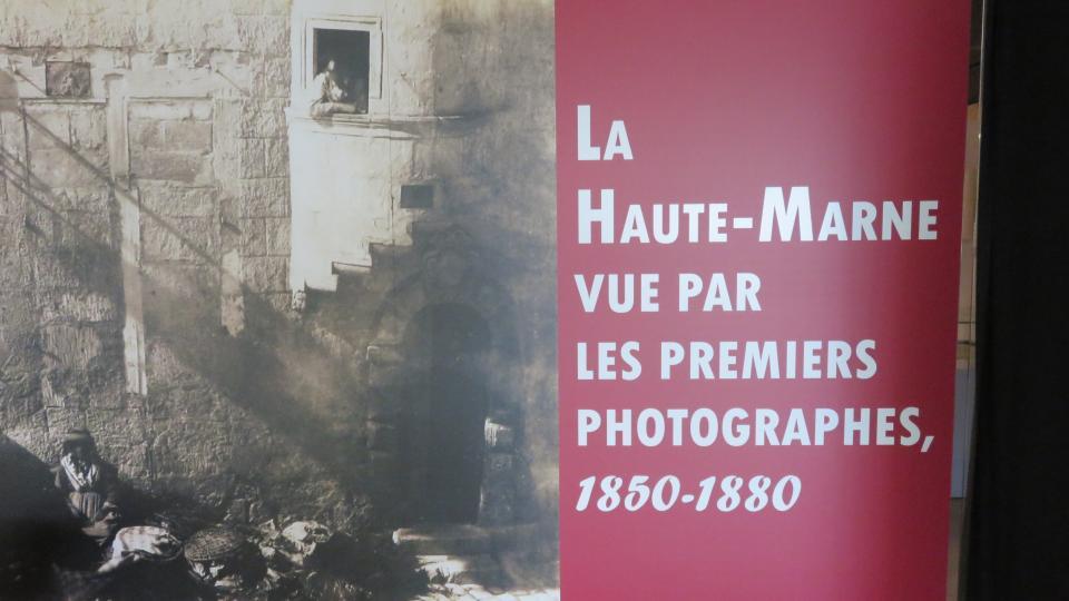 Visuel de l'expo photo archives départementales